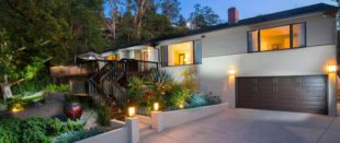 luxury real estate, los angeles, front yard ideas