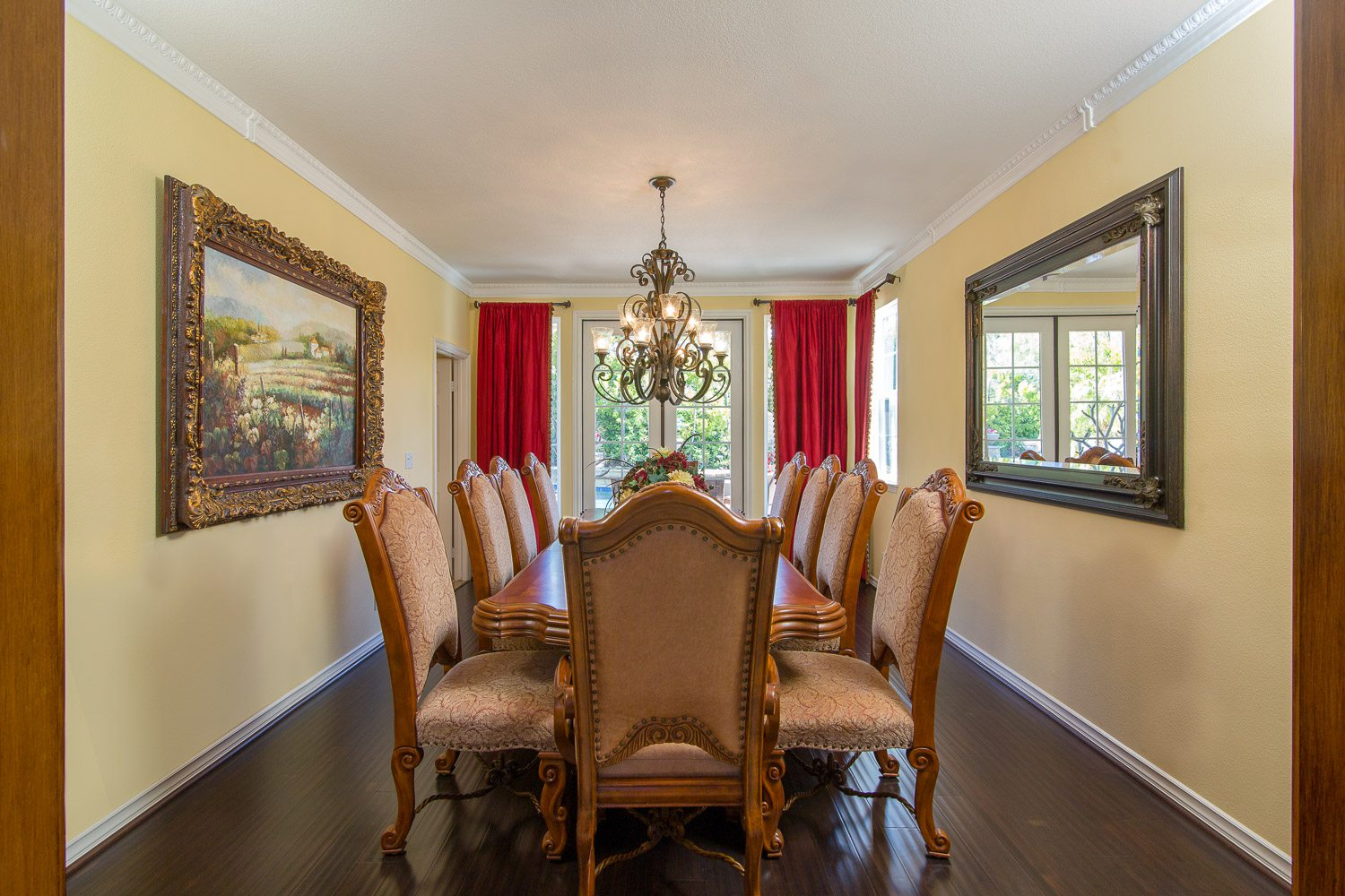 Thousand Oak Real Estate, High End Property, Dining Room, Real Estate,