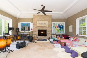yoga room, yoga design photography, interior design, San Juan Capistrano