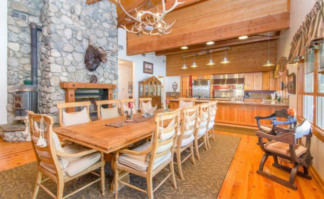 equestrian decor – luxury real estate – moose head