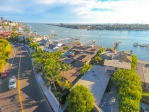 oceanview, beautiful view, villa, newport beach, big house