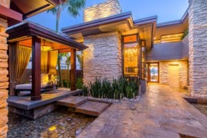 front entry landscaping, entryway, beautiful homes