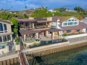 beachhouse, orange county, oceanview, villa, cool houses