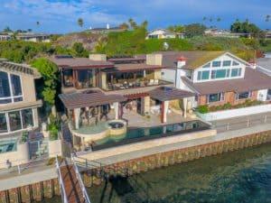 beachhouse, orange county, oceanview, villa, cool houses