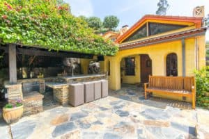 spanish style homes, spanish background, los angeles homes