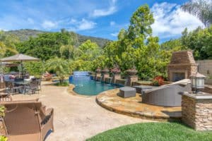 backyard pool ideas, backyard fireplace ideas cool houses ,