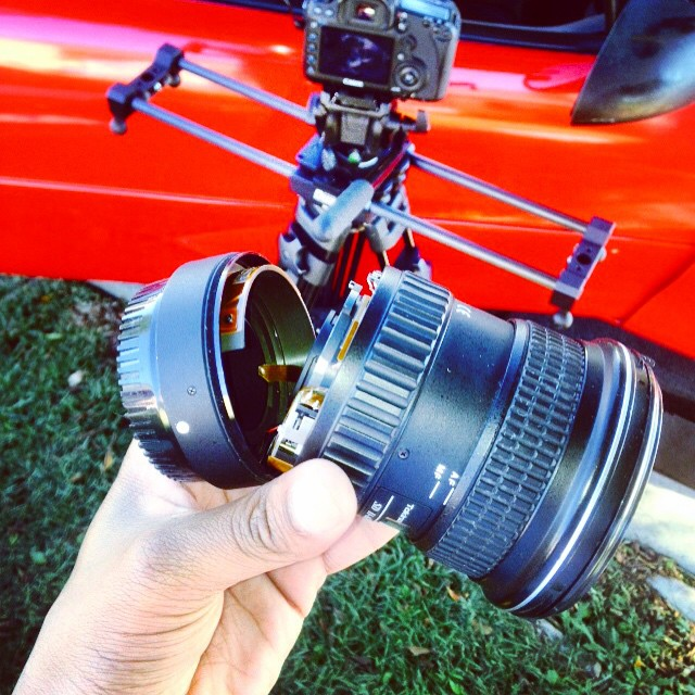 real estate photography tips, broken lens, falling camera